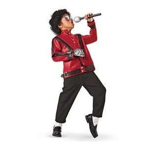 michael jackson thriller jacket costume Toys & Games