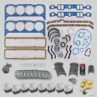 Fed Mogul Engine Rebuild Kit SBC 327 +.040 Bore  .020 Rods  .010