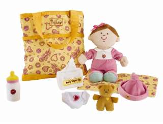 Iplay Pretend Toys My First Real Baby Doll ~BRAND NEW~