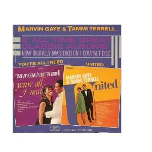 Youre All I Need/United: Marvin Gaye & Tammi Terrell: Music