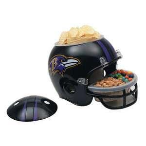 NFL   Baltimore Ravens Snack Helmet