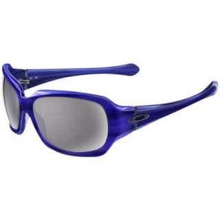Oakley Script Sunglass   Womens   Sapphire Blue / Gray