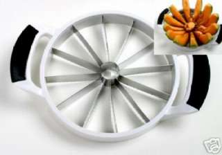 NORPRO Large Stainless Steel Melon/Pineapple Cutter NEW 028901051129