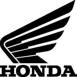 HONDA GULLWING CRUISER MOTORCYCLE CBR BIKE RIDE STICKER/DECAL CHOOSE