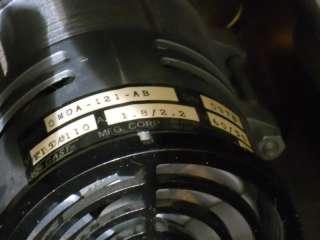 Gast Vacuum Pump Model MOA 121 AB