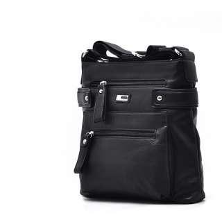 Chenson Women Fashion Leather CrossBody Messenger Bag Shoulder Handbag