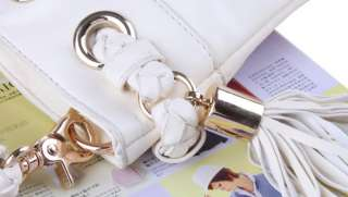 Women Casual Messenger Bag Crossbody Shoulder bag Handbag purse Black