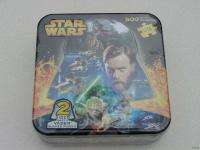 MB Star Wars Darth Vader Puzzle Unopened IOB FREE SHIP