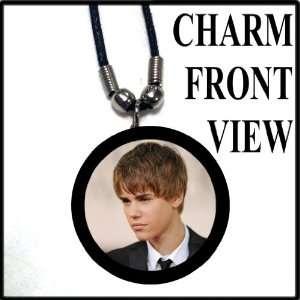 Justin Bieber 1.50 Charm 18 Necklace