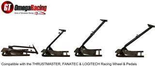 Omega Steering Wheel stand, Thrustmaster T500RS , GT5 PS3 . Racing pro