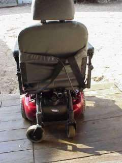 Invacare Pronto M51 Sure and Step Electric Wheelchair