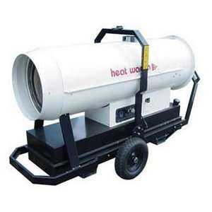 Heat Wagon Heavy Duty Oil Indirect Fired Heater   400k Btu