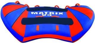 KWIK TEK AIRHEAD MATRIX V 3 3 Person Tube Towable 737826018918