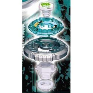 BEYBLADE Metal Fusion BB 30 Rock Leone Booster Pack NEU
